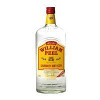 GIN WILLIAM PEEL 1 L. C/6