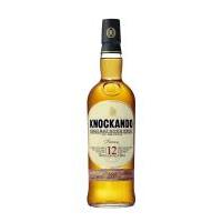 WHISKY  KNOCKANDO 12 YO 0.7L.
