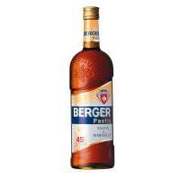 PASTIS BERGER GROC 1 L 45º