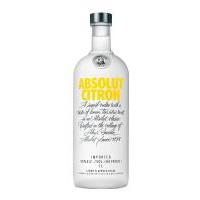 ABSOLUT CITRON 1L.
