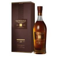 GLENMORANGIE 18 YO 0.75L.