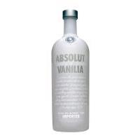 VODKA ABSOLUT VAINILLA 1L.
