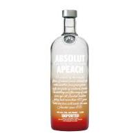 VODKA ABSOLUT PEACH 1L.
