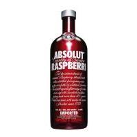 VODKA ABSOLUT RASPBERRY 1L.