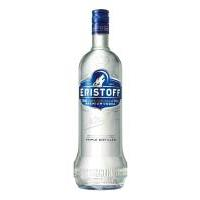 VODKA ERISTOFF 1L.