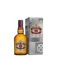 CHIVAS REGAL PETACA 0.5L.