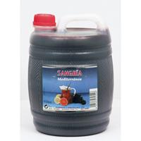SANGRIA BARRIL PLASTIC 2L.