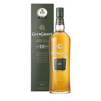 GLEN GRANT 10YO 1L.