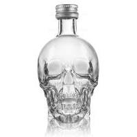 MINI VODKA CRYSTAL HEAD 0.05L.