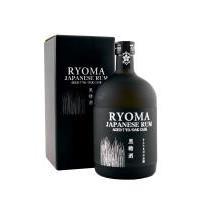 RON JAPAN RYOMA 7 YO 40º 0.70L.