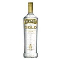 SMIRNOFF GOLD CINNAMON 1L.