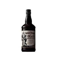 CAPITAN MORGAN BLACK SPICED 1L.