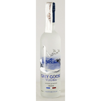 VODKA GREY GOOSE PETACA 0.2L.
