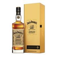 WHISKY BOURBON J. DANNIEL'S Nº27 GOLD DB 40º0.7L.