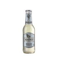 REFRESH J.GASCO GINGER BEER 0.20L.