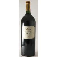 VINO TINTO FRANCES SAINT JULIEN CONNECTABLE DE TALBOT MAGNUM 2011 0.75CL