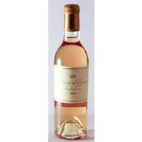 VINO BLANCO FRANCES SAUTERNES YQUEN 2008 375 ML