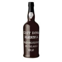 V INTERNACIONAL MADEIRA EAST INDIA MADEIRA 10YO. 075L.