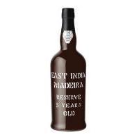 EAST INDIA MADEIRA 0.75L.