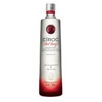 VODKA CIROC REDBERRY 1LT