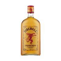 WHISKY FIREBALL CINNAMON 0.7L.
