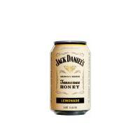 JACK DANIEL'S HONEY & LEMON 0.33L.