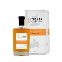 YUSHAN BOURBON 0.7L.