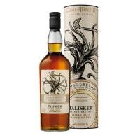 WHISKY TALISKER - GAME OF THRONES 0.7L.