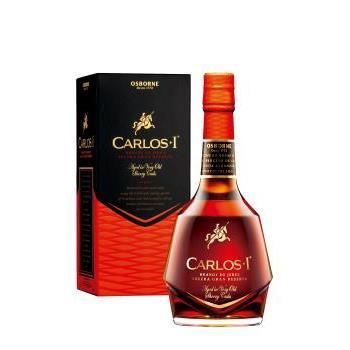 BRANDY CARLOS I 0.7L.