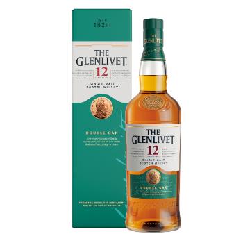 WHISKY  GLENLIVET 12 YO 0.7L.
