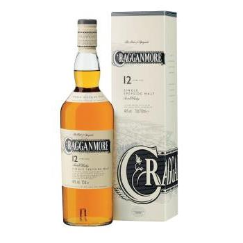 CRAGGANMORE 12 YEARS+EST. 0.7L.