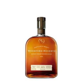 WHISKY WOODFORD RVE 0.7L.