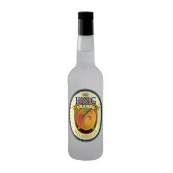 LICOR  C/A KING FRUIT MELOCOTON 0.7L.