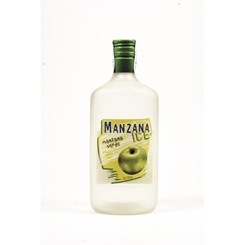 LICOR MANZANA ICE BACHATA 70CL 0.7L.
