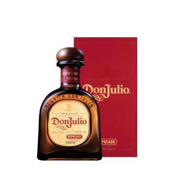 TEQUILA  DON JULIO ESPECIAL REP + EST 0.7L.