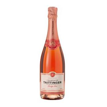 CHAMPAGNE TAITTINGE ROSE 0.75L.