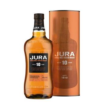 ISLE OF JURA 10 YO 1L.