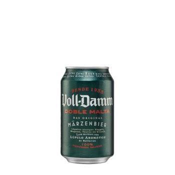 DAMM VOLL LATA 0.33L.