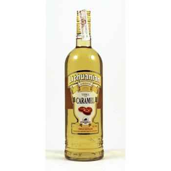 VODKA LITHUANIAN AMBER 100CL 21º