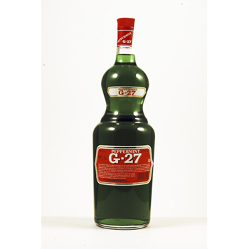 LICOR PIPPERMINT G.27 VERDE 1.5L.
