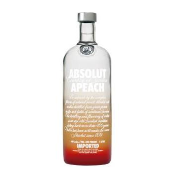 ABSOLUT PEACH 1L.