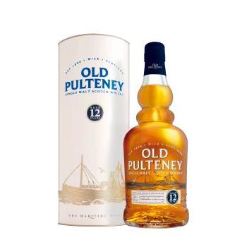 W M OLD PULTENEY 12 YO 40º GB 70CL