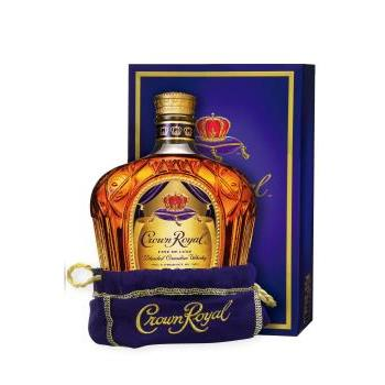 WHISKY CROWN ROYAL+EST 1L.