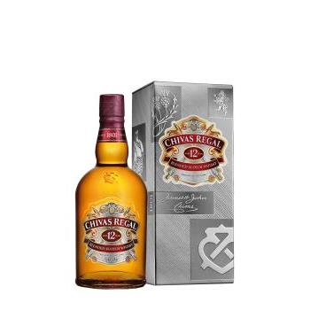 CHIVAS REGAL 12A S/DOS. 0.7L.