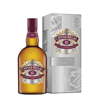 CHIVAS REGAL 12A 1L.