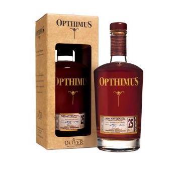 RON OPTHIMOS 25 YO - R DOMINICANA 0.7L.