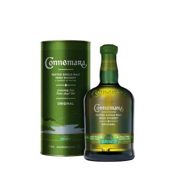 WHISKY CONNEMARA - PEATED S.MLAT 0.7L.