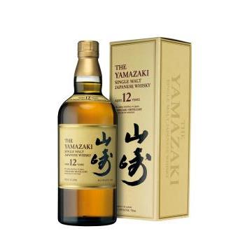 WHISKY SUNTORY YAMAZAKI 12YO 0.7L.