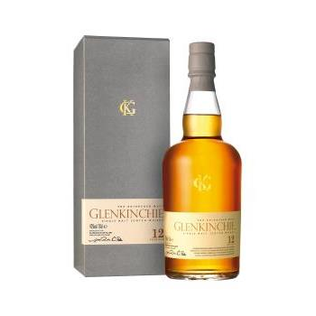 WHISKY GLENKINCHIE 12 YO 0.7L.