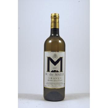 GRAVES M DE MALLE 2011 0.75L.